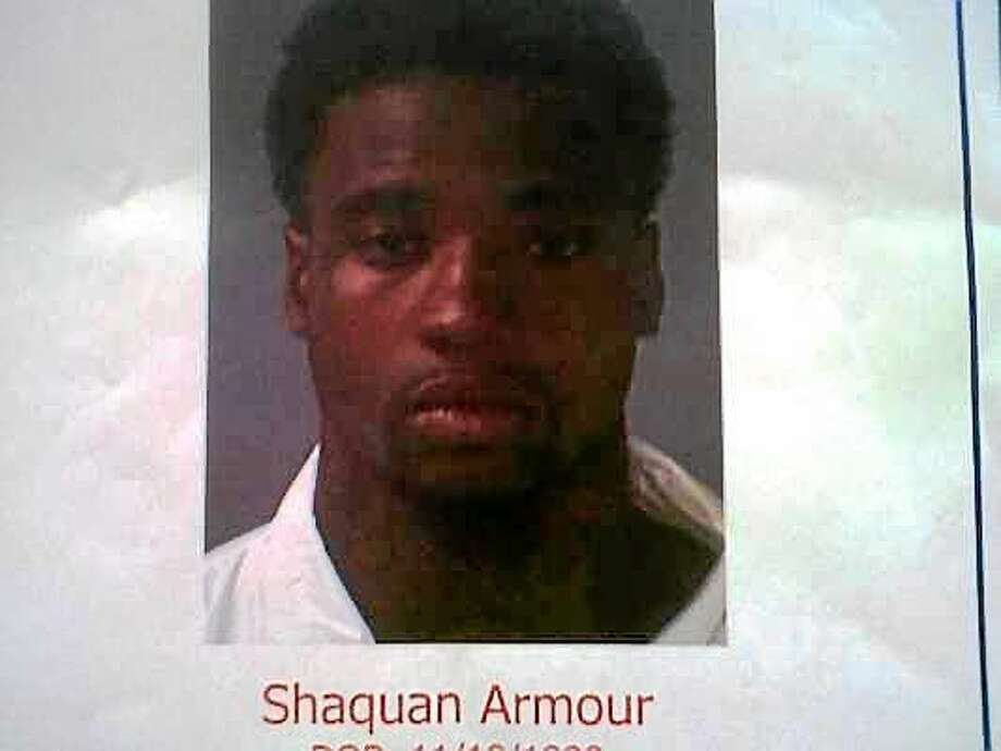 Shaquan Armour Photo: Journal Register Co.