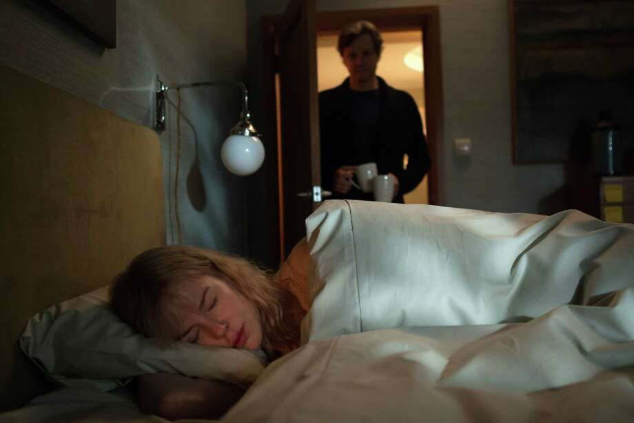 "This image released by Clarius Entertainment shows Nicole Kidman and Colin Firth in a scene from ""Before I Go To Sleep."" (AP Photo/Clarius Entertainment, Laurie Sparham) Photo: AP / Clarius Entertainment"