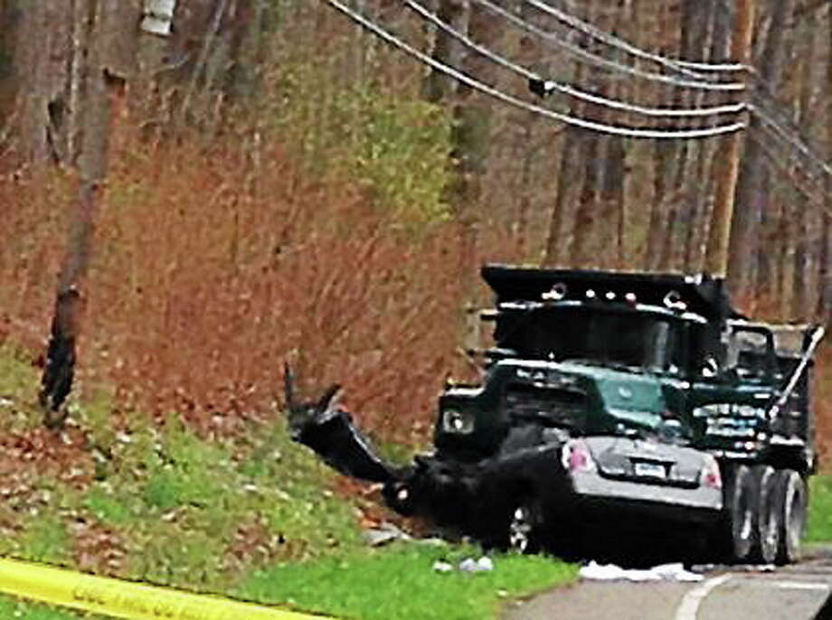 One dead in North Branford Route 22 accident - New Haven