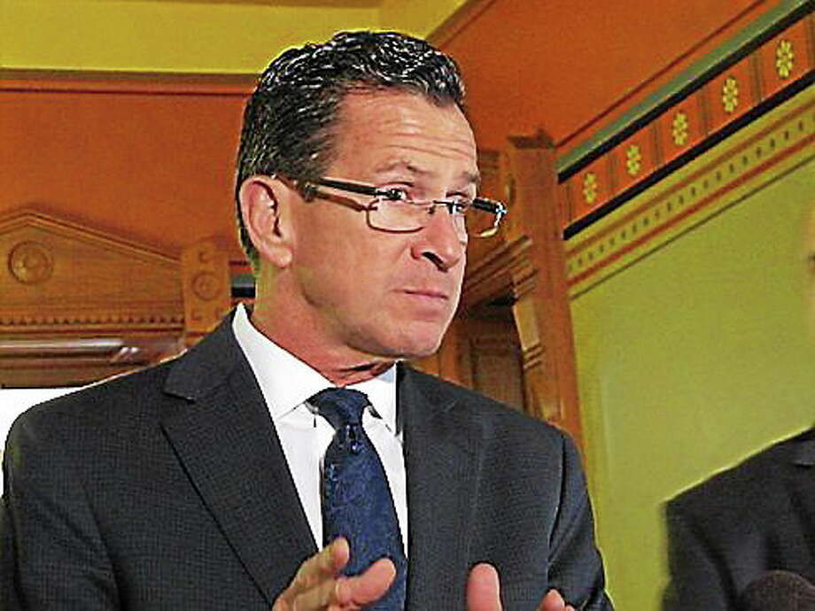 Malloy in 2013. Photo: Journal Register Co.