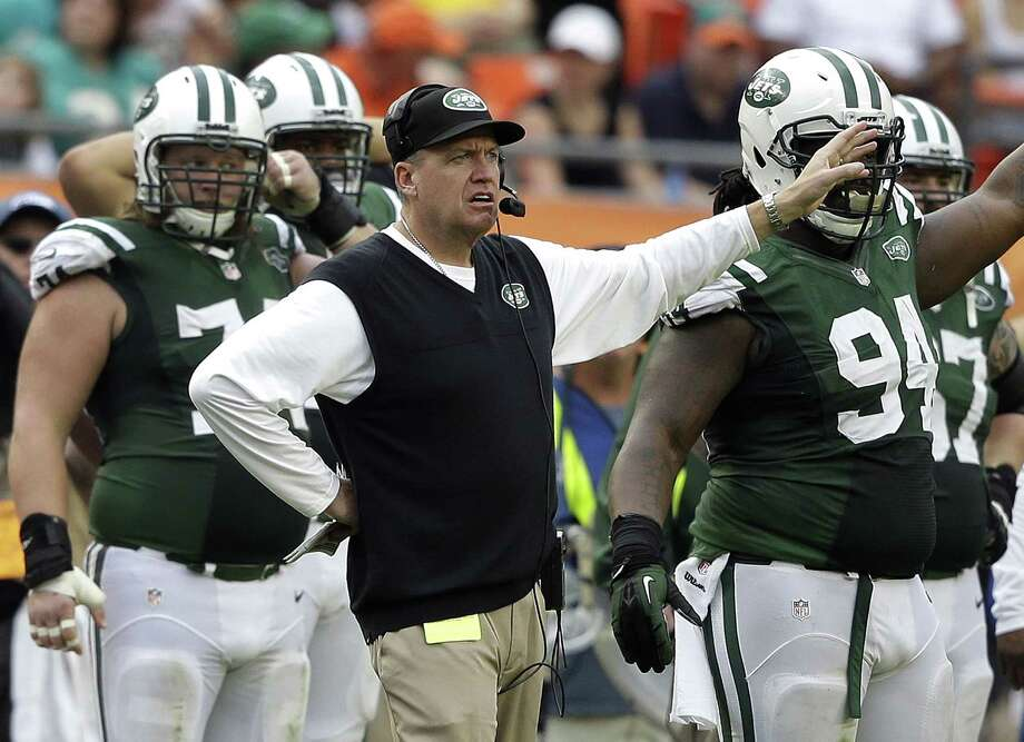 The New York Jets are looking for their next head coach and general manager. Photo: Lynne Sladky — The Associated Press File Photo   / AP