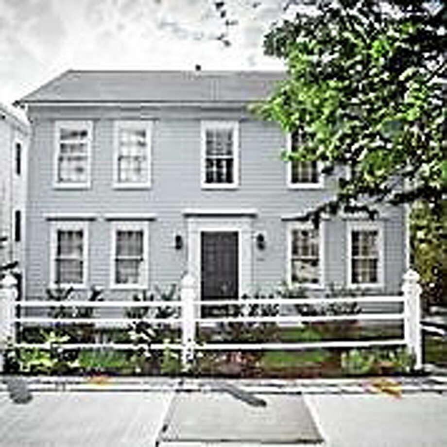 624 Quinnipiac Ave. Photo: Journal Register Co.