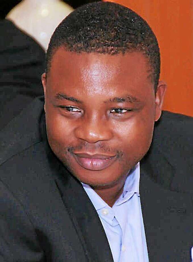 Stephen Opayemi Photo: Journal Register Co.
