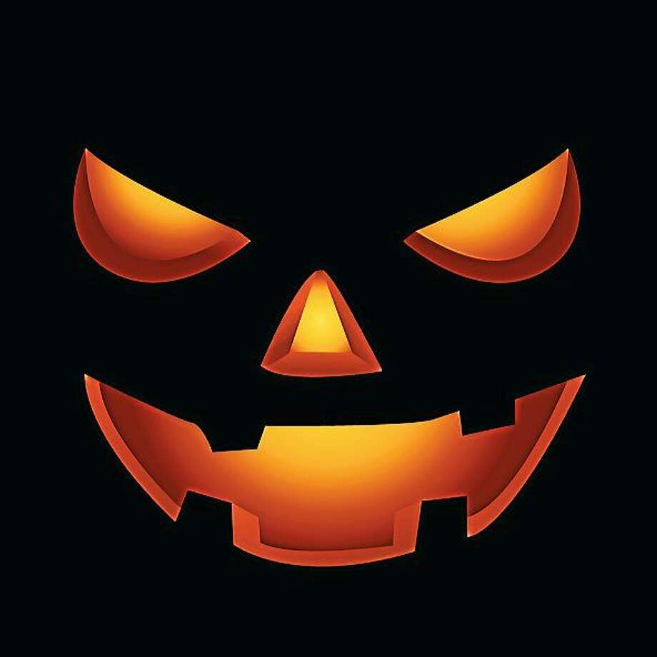 Scary face of halloween pumpkin Photo: Getty Images/iStockphoto / iStockphoto