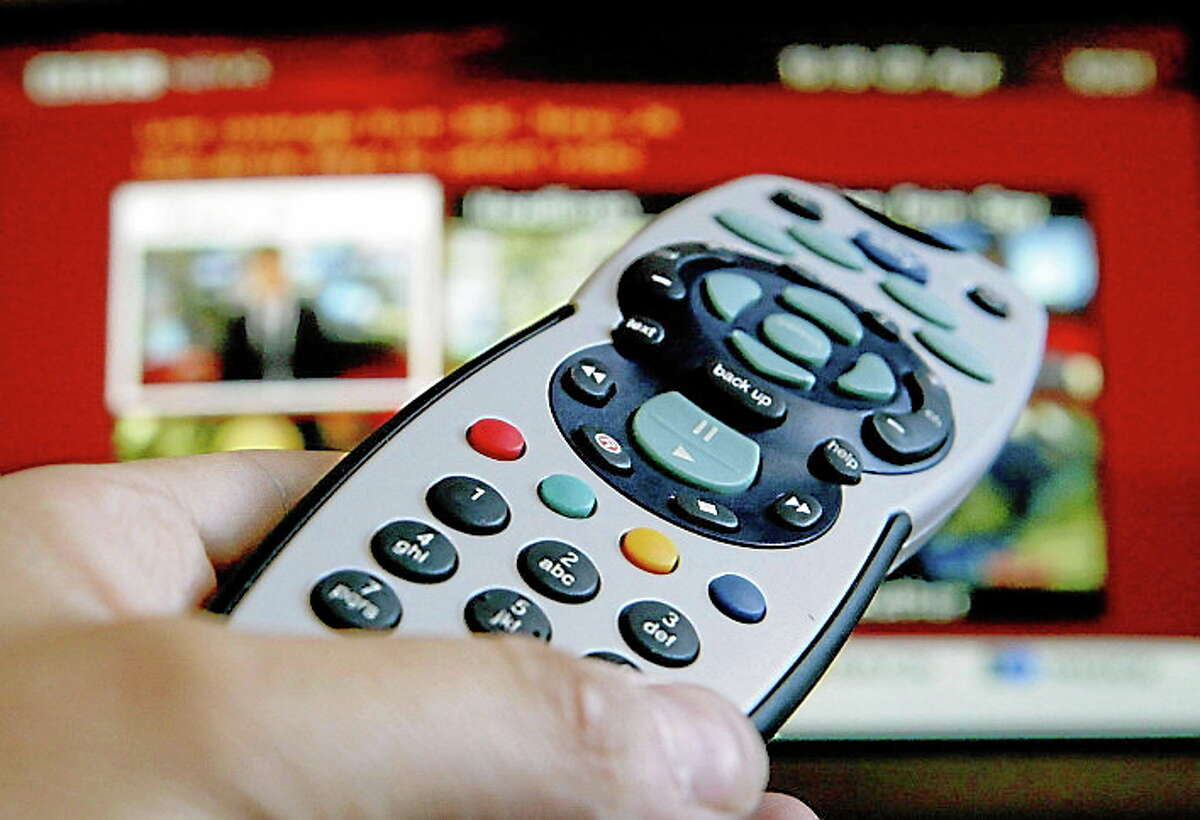 Sky to create 1,000 jobs.File photo dated 05/04/2006 of a Sky TV controller. Broadcaster BSkyB has reported a 31\% rise in half-year operating profits and said it planned to create 1,000 jobs to support further growth. Issue date: Wednesday January 28, 2009. See PA story CITY BSkyB. Photo credit should read: Gareth Fuller/PA Wire. URN:6801404 (Press Association via AP Images)