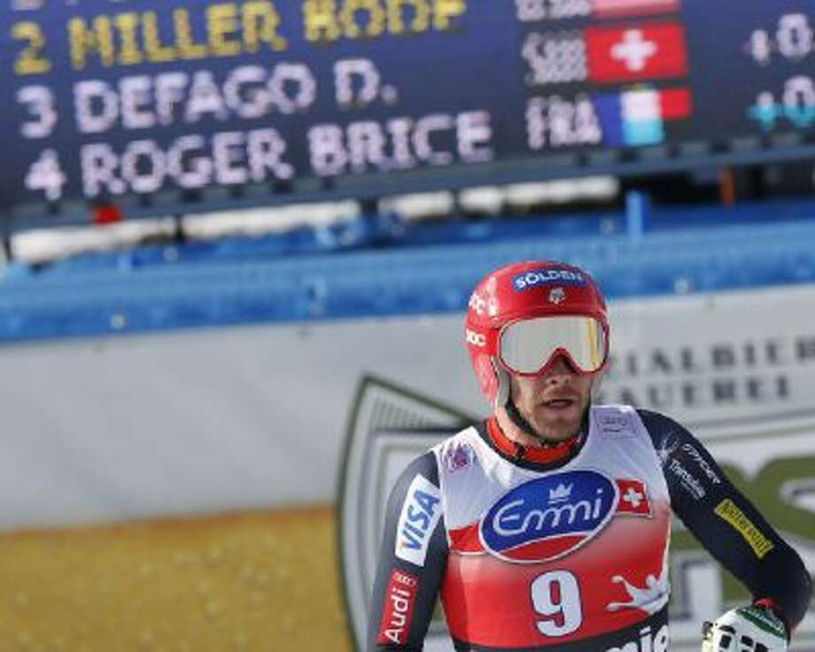 Bode Miller won't be kept out of any Olympic races, so long as he qualifies.