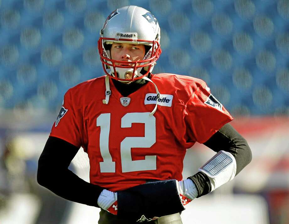 Quarterback Tom Brady and the New England Patriots will play the Indianapolis Colts in a divisional-round playoff game on Saturday night in Foxborough, Mass. Photo: Stephan Savoia — The Associated Press   / AP