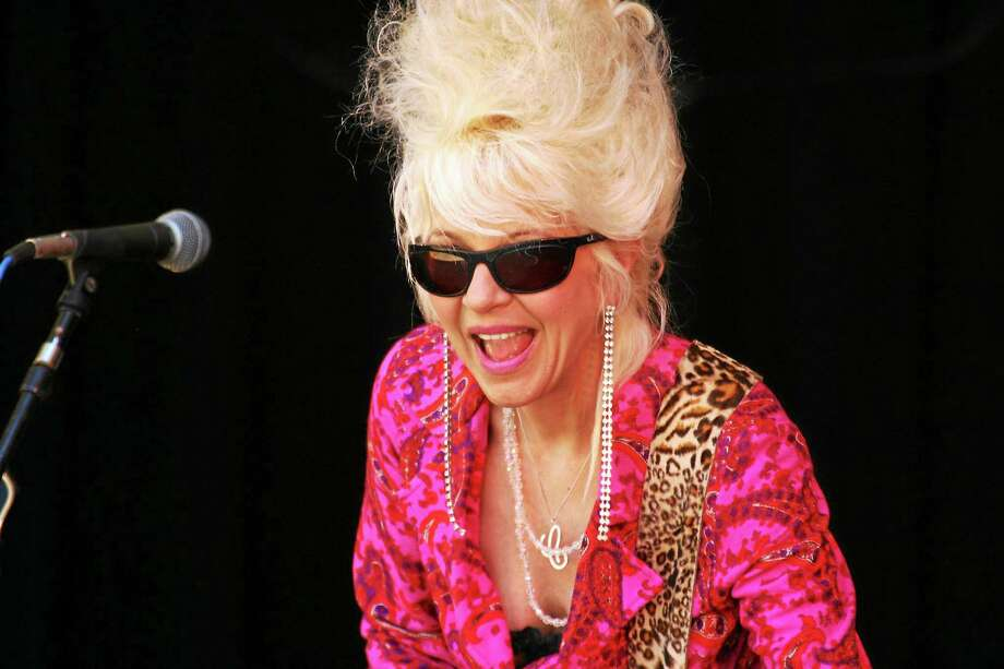 Christine Ohlman presents her third annual Beehive Holiday Blow Out at Cafe Nine, 250 State St., New Haven. Photo: Contributed