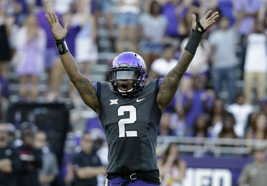 TCU quarterback Trevone Boykin. Photo: The Associated Press   / AP