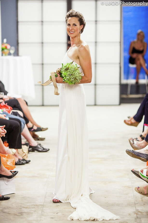 Contributed photo -- Lucio Photography  A bride fashion show will be part of the day. Photo: Journal Register Co. / LUCIO Photography