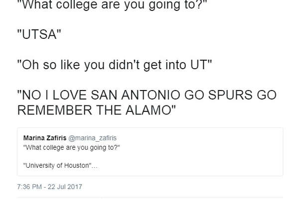 Viral thread on Twitter shows the pain college students feel when answering a very basic question.