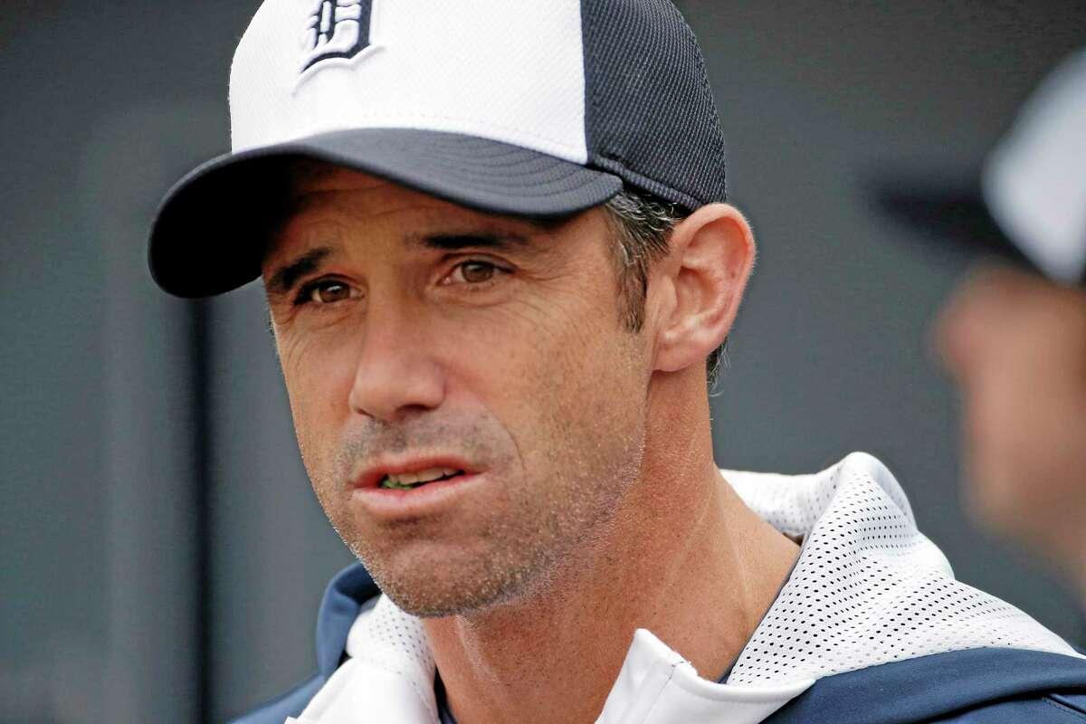 The Associated Press file photo Detroit Tigers manager Brad Ausmus.