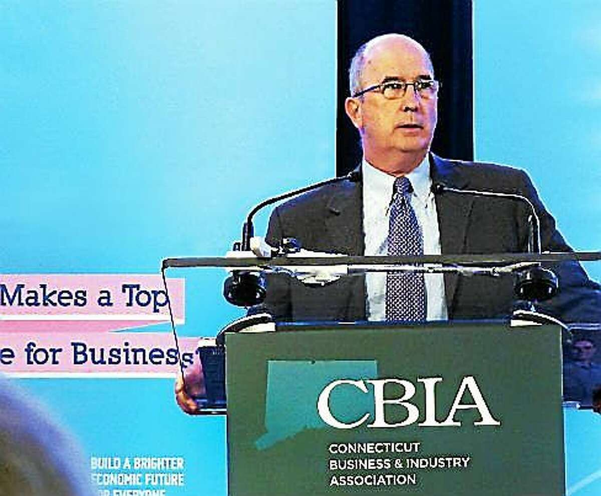Joseph Brennan is the new president and CEO of CBIA. Photo courtesy of CBIA.