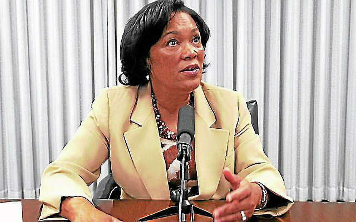 New Haven Mayor-elect Toni Harp.