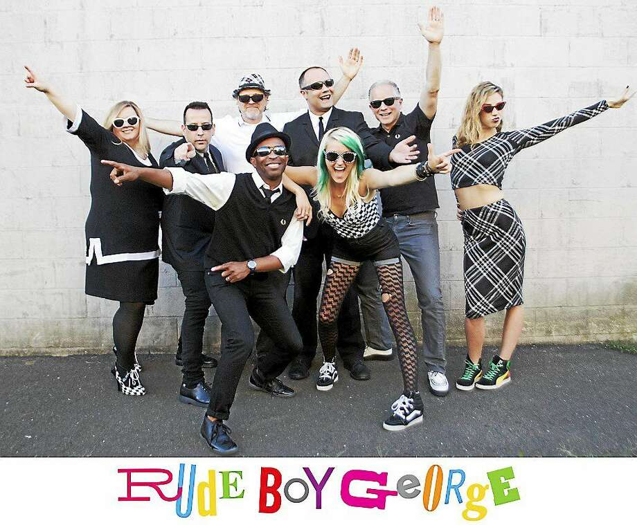 Rude Boy George puts its own ska spin on some of our favorite hits from the '80s. Photo: Contributed
