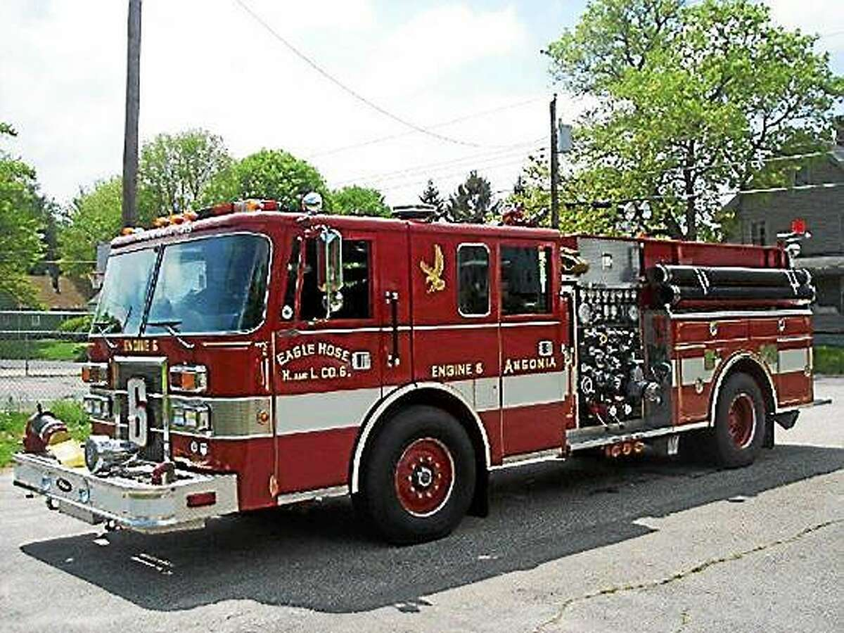 The city is looking at replacing the aging Engine 6.