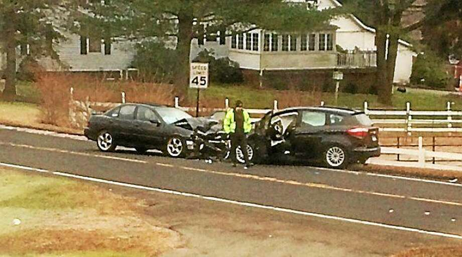 1 dead after crash on Route 22 in North Branford - New Haven