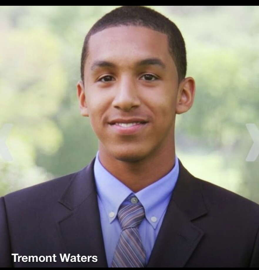 New Haven native Tremont Waters earned honorable mention all-league honors as a freshman at South Kent School. Photo: Submitted Photo