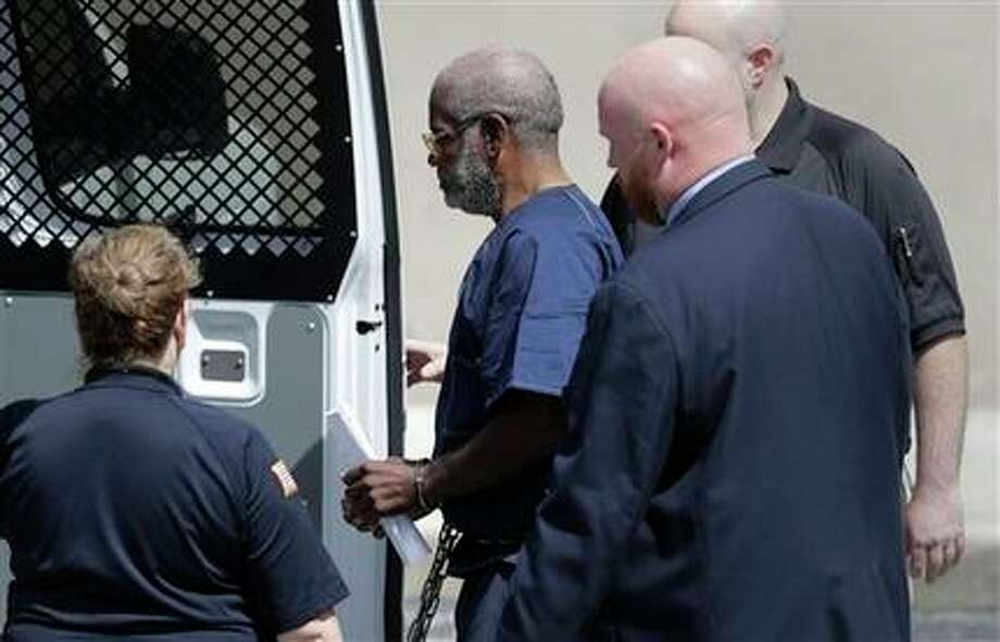 James Mathew Bradley Jr. claimed he didn't know the contents of the trailer. Photo: Eric Gay, Associated Press