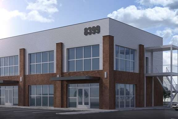 Finial Group is developing a two-story building at 8399 Westview in Hilshire Village. The 6,108-square-foot building is scheduled for completion in October.