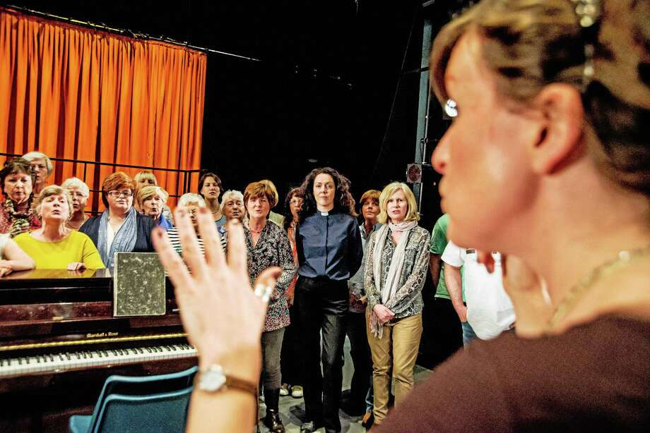 Photo: David Levine Photos  Area Choirs, Including The New Haven Chorale And Greater New Haven Community  / © David Levine
