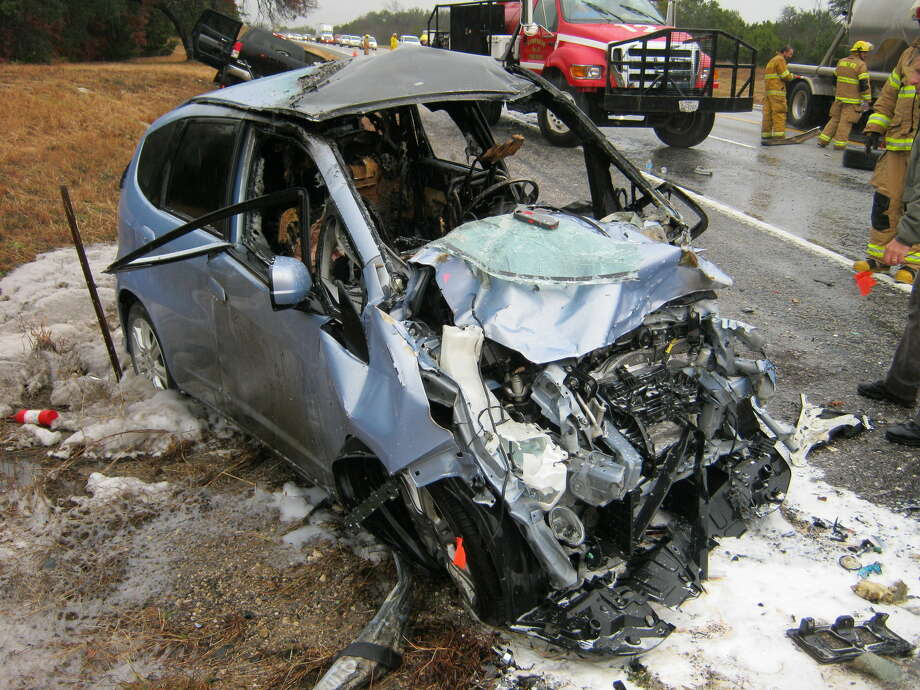 Dallas couple is seeking more than $1 million from a body shop that did not properly repair their car that ended up being involved in a serious accident. Photo: Courtesy Of  Todd Tracy Of The Tracy Law Firm