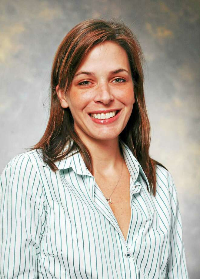 Kelly Cosgrove, lead author of the study and an associate professor of psychiatry, diagnostic radiology and neurobiology at the Yale School of Medicine. (contributed photo) Photo: Journal Register Co. / Yale University