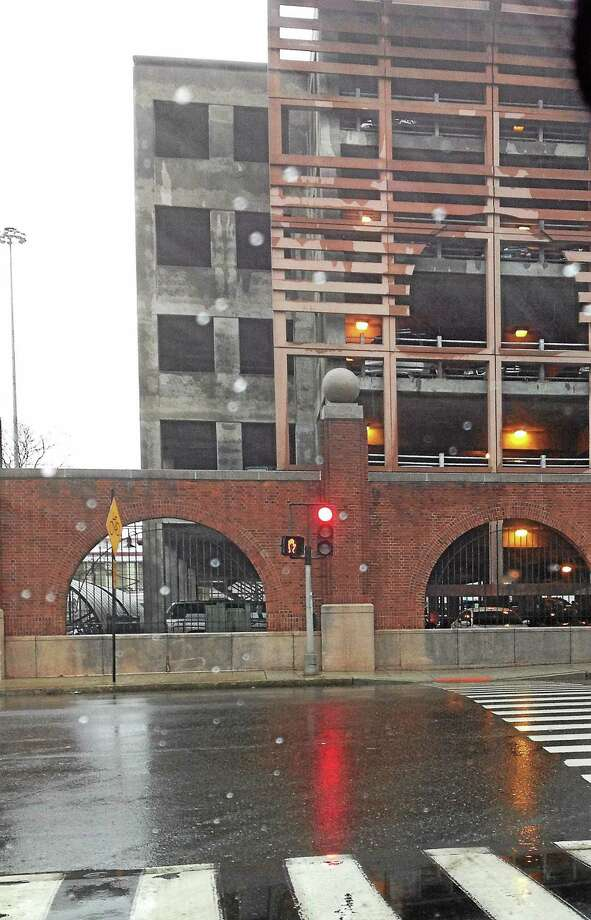 New Haven train station Photo: Journal Register Co.