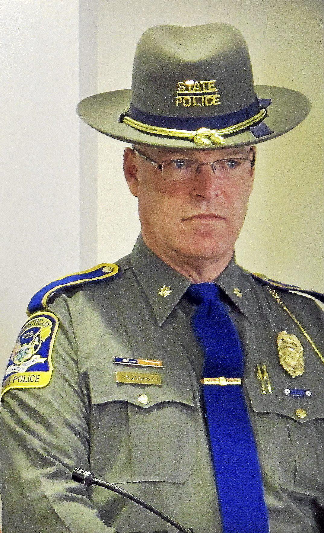 Connecticut State Police Major William Podgorski Dies