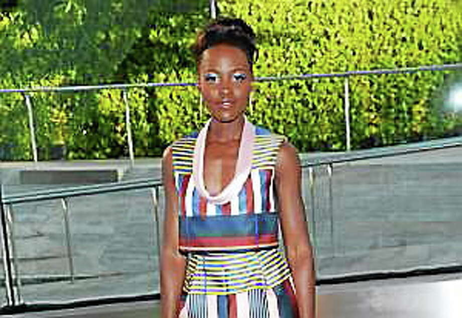 Lupita Nyong'o at the 2014 CFDA Fashion Awards held at Alice Tully Hall, Lincoln Center, on Monday, June 2, 2014, in New York. Photo: (Evan Agostini — The Associated Press) / AP2014