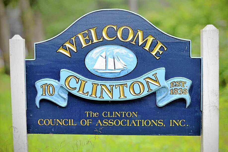Welcome to Clinton. Catherine Avalone - The Middletown Press Photo: Journal Register Co. / TheMiddletownPress