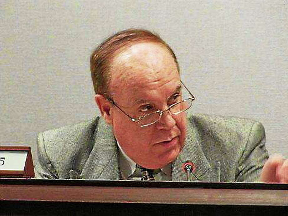 (Christine Stuart - Ctnewsjunkie) State Rep. Stephen Dargan, D-West Haven Photo: Journal Register Co.