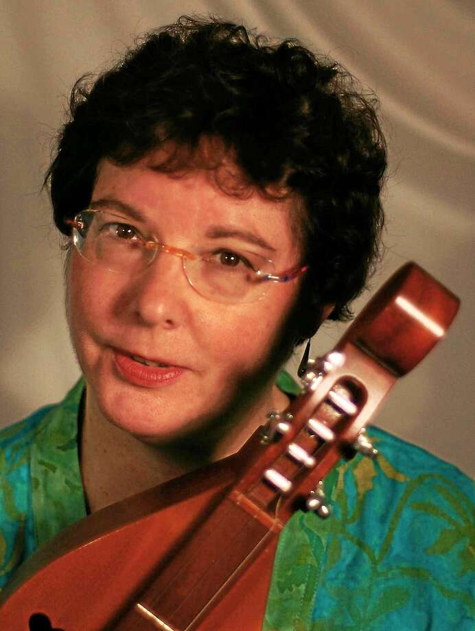 The Branford Folk Music Society welcomes Diane Taraz to the First Congregational Church of Branford Saturday. Photo: Contributed