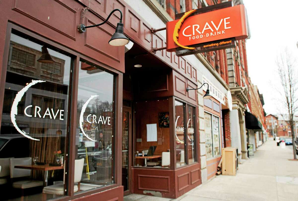 Crave restaurant in Ansonia