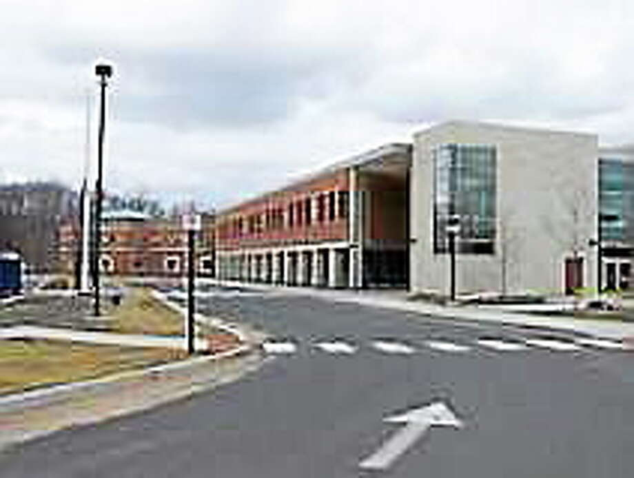 Amity Regional High School. Photo: Journal Register Co.