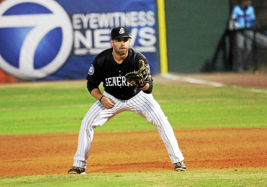 Stratford native and former Bunnell standout Dan Paolini is playing with the Jackson Generals, the Seattle Mariners' Double-A affiliate. Photo: Photo Courtesy Of The Jackson Generals