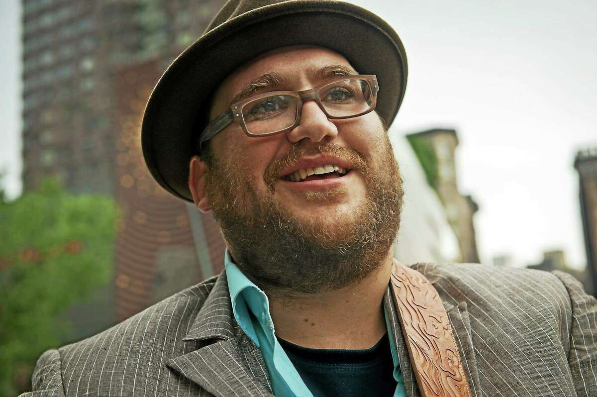 "Zach Deputy describes what he does as ""island-infused drum 'n' bass gospel ninja soul."""