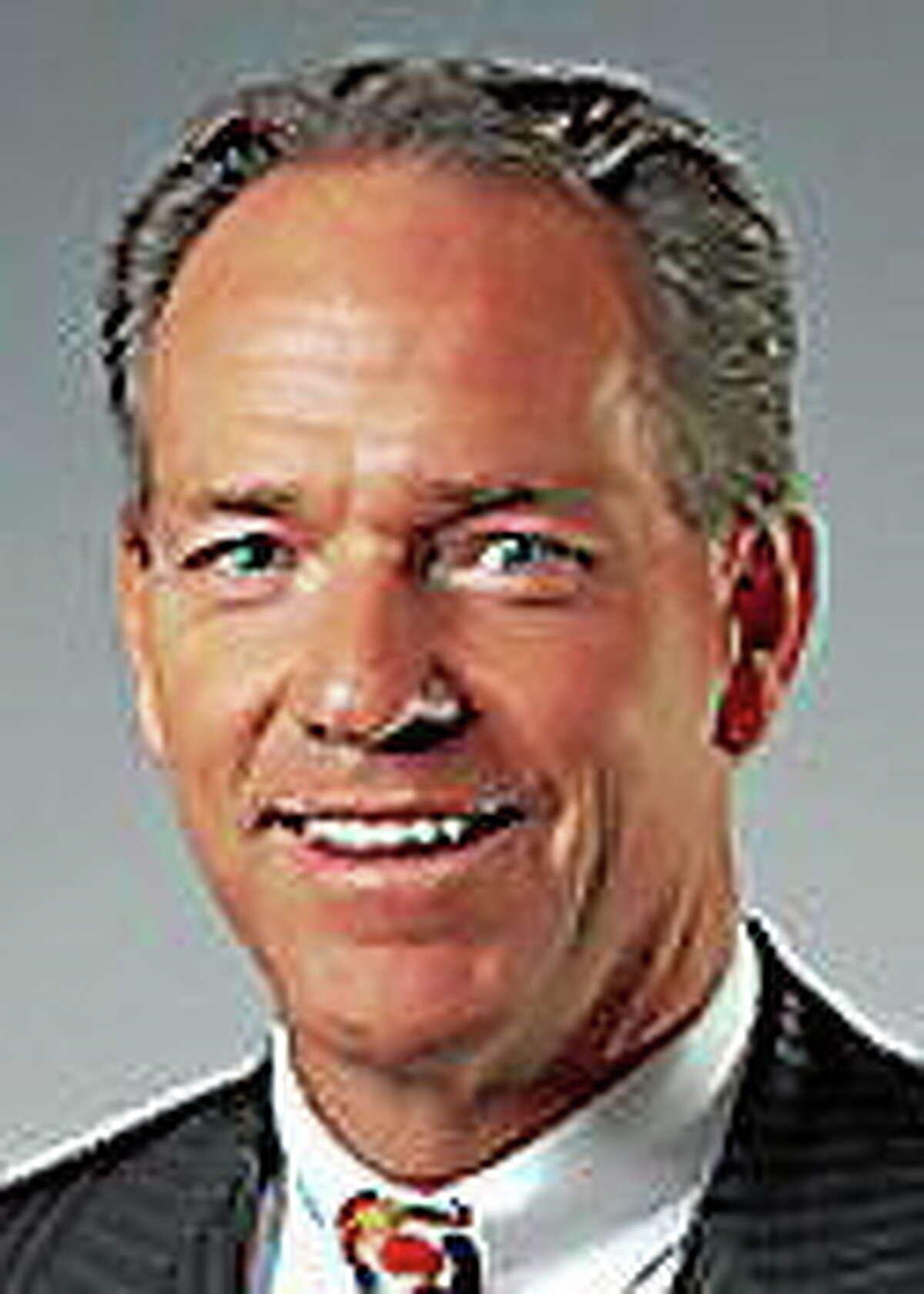 John Fish, owner of Suffolk Construction Company.