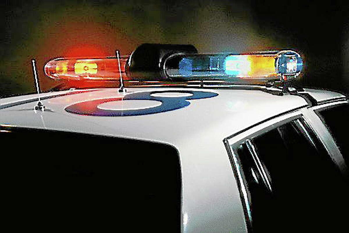 police stock photo