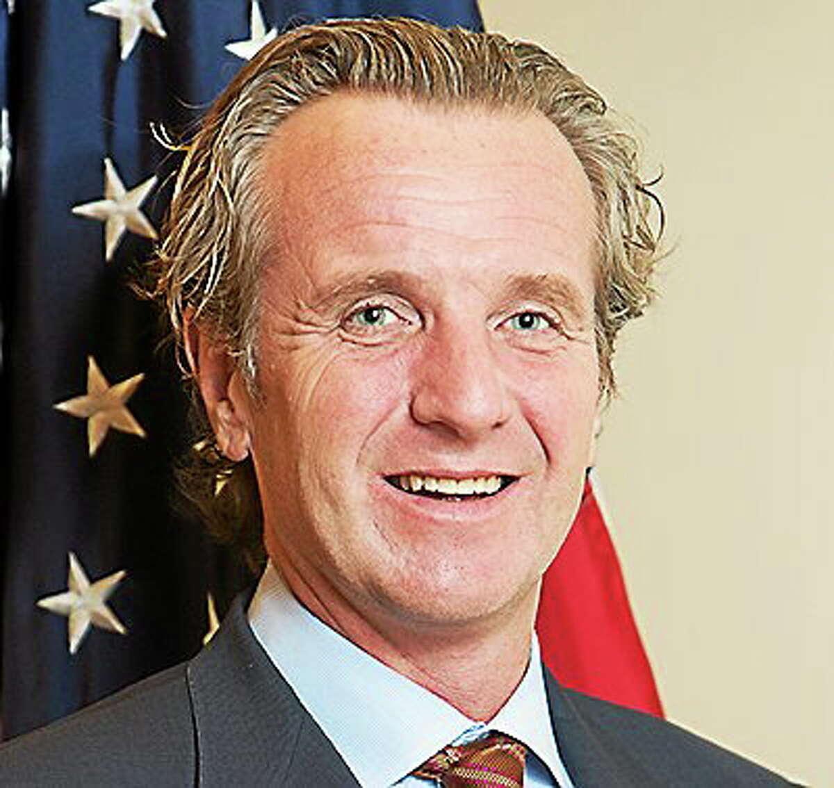 Former Alder Michael Stratton