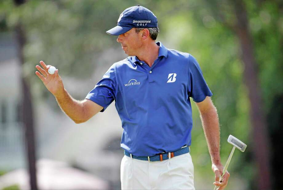 Matt Kuchar is part of the field for the Travelers Championship. Photo: AP FILE PHOTO   / AP