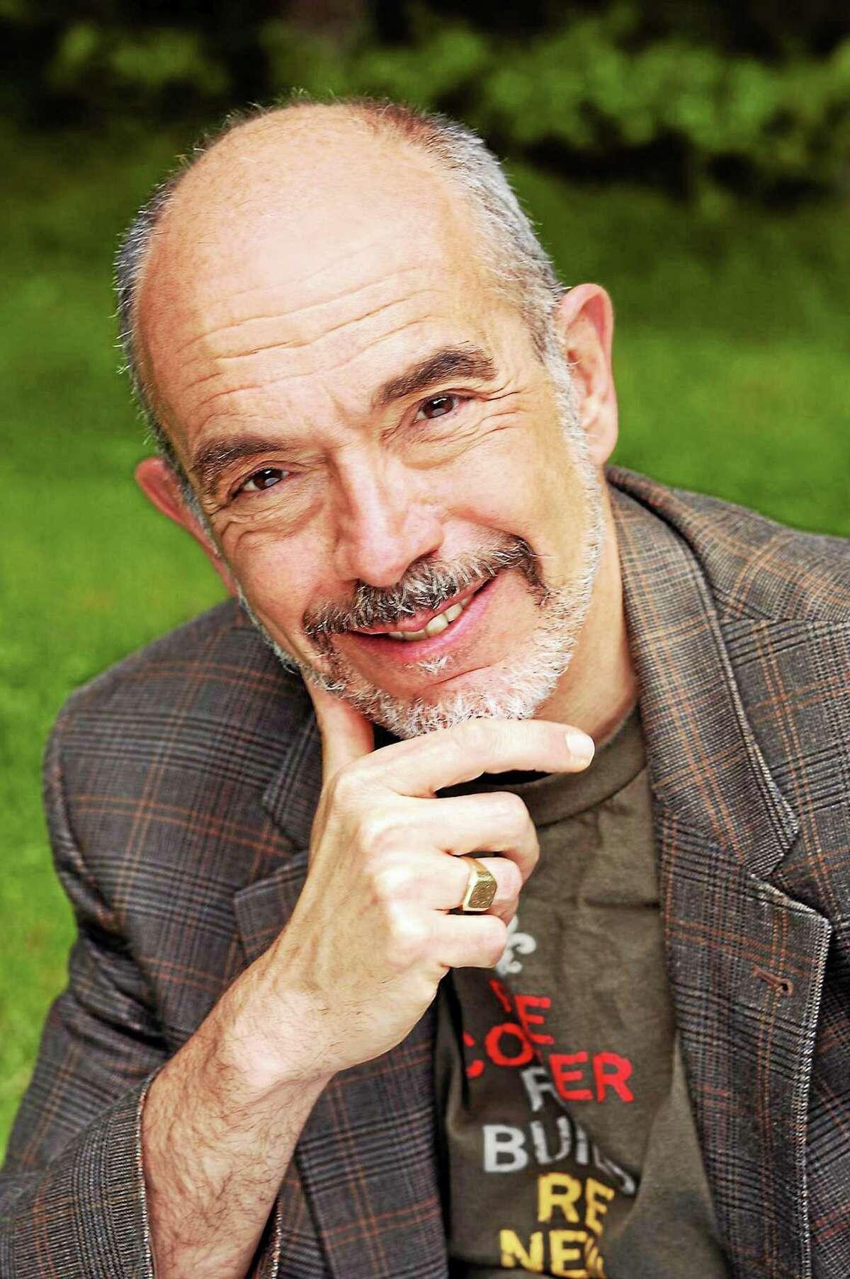"Wally Lamb, author of ""Wishin' and Hopin',"" will be at the screening."