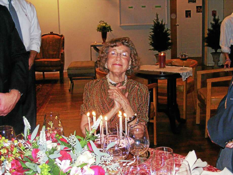 One of the founders of Long Wharf Theatre, Ruth Lord, passed recently. Photo: Long Wharf Theatre
