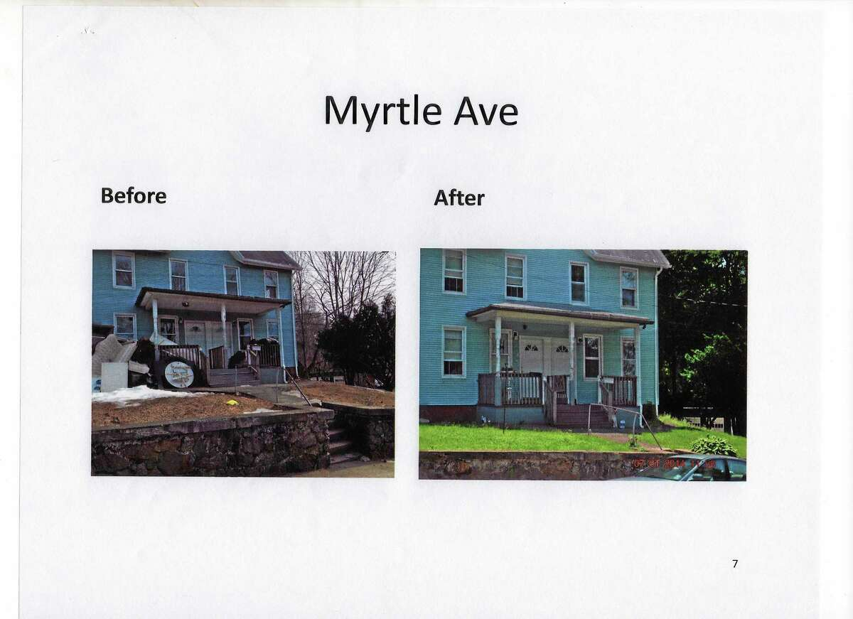Examples of remediated blighted sites.