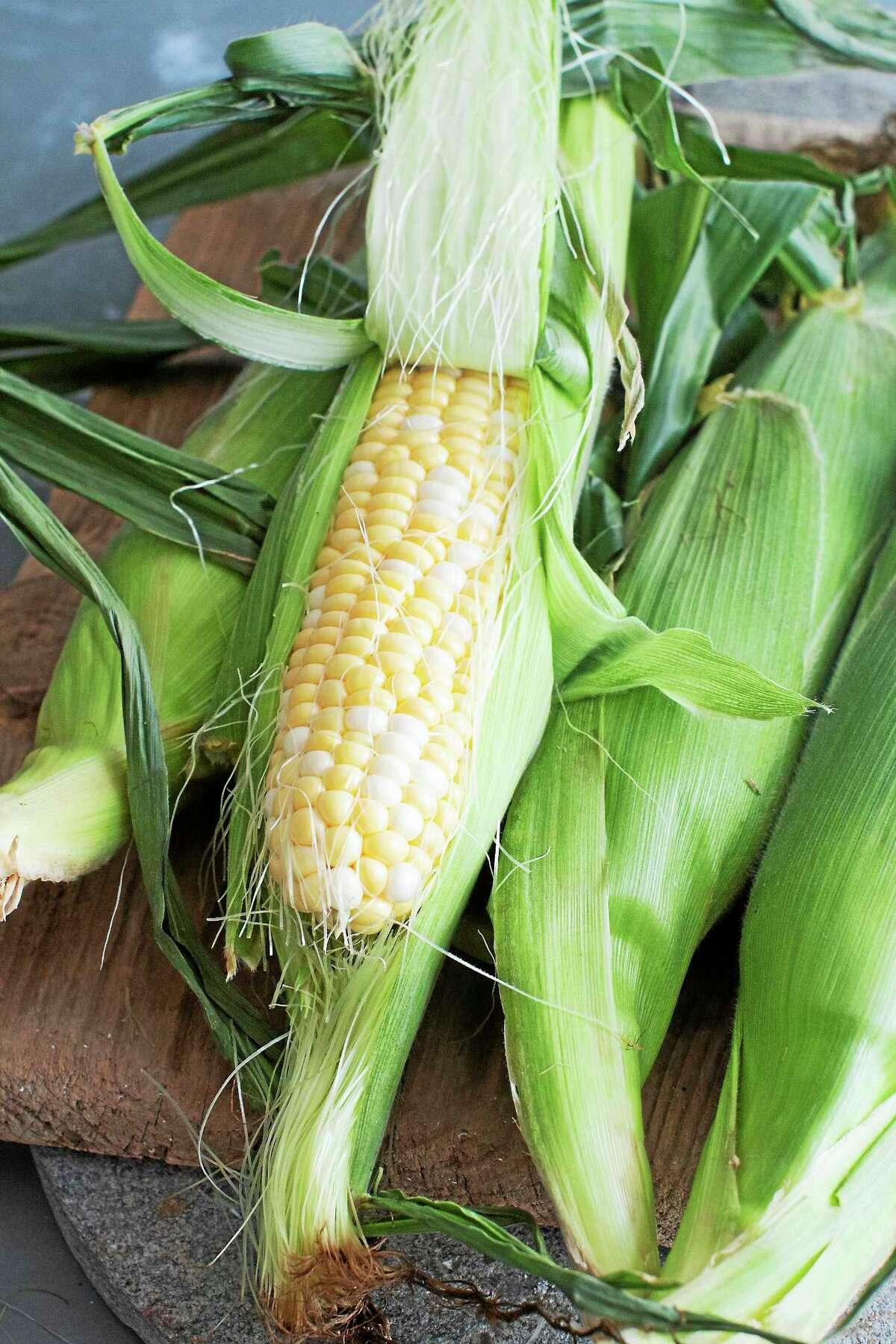 Matthew Mead - Associated Press Even butter and salt purists will enjoy new flavor combinations on corn.