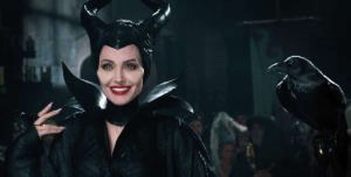 Maleficent (Angelina Jolie) in 'Maleficent.'