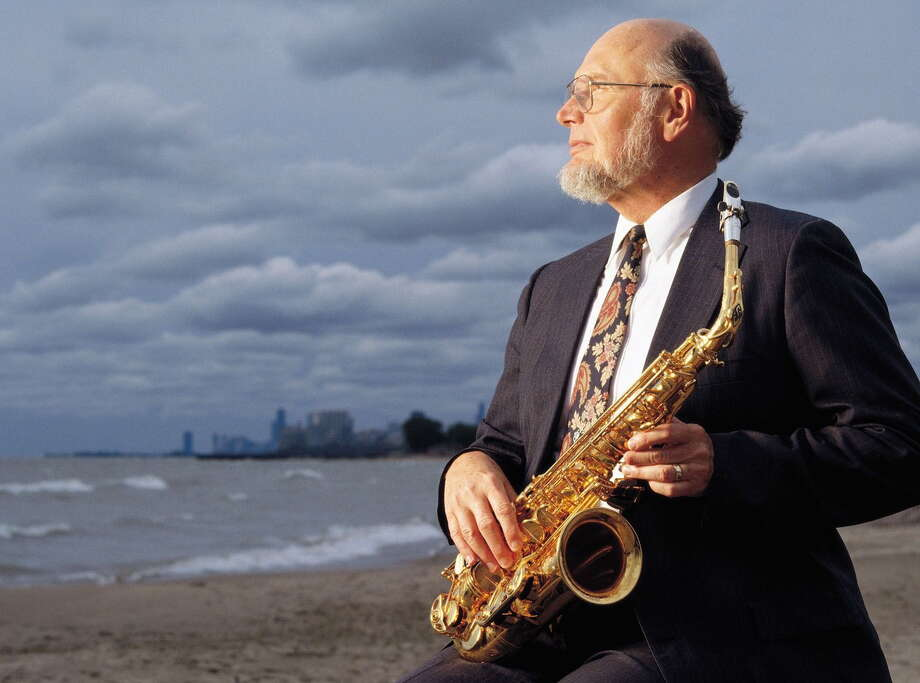 """Former saxophone professor Frederick L. Hemke will solo on the world premiere of Thomas' """"Prisms of Light,"""" a piece commissioned by former students to mark his retirement from Northwestern University. Photo: Contributed"""