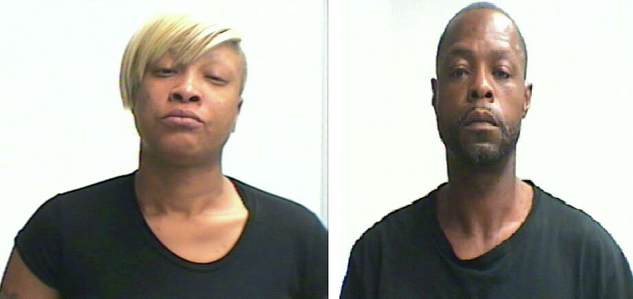 Candice Lawrence and Edward Madden Photo: Contributed Photos — North Haven Police Department