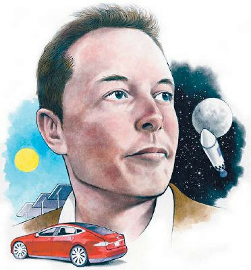 Rocket Man: The otherworldly ambitions of Elon Musk - New