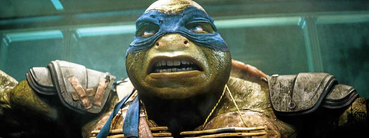 "Leonardo and the ""Teenage Mutant Ninja Turtles"" gang return to the screen this weekend."